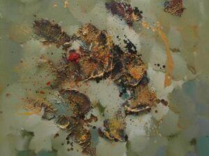 Efterårsfryd maleri
